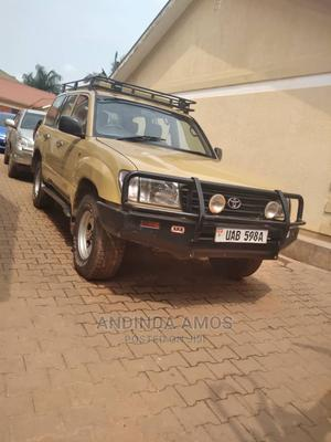 Toyota Land Cruiser 1998 HDJ 100 4.2 D Yellow | Cars for sale in Central Region, Kampala