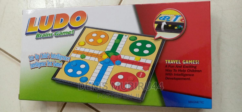 Luddo Game