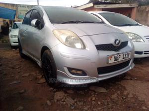 Toyota Vitz 2007 Silver   Cars for sale in Central Region, Kampala