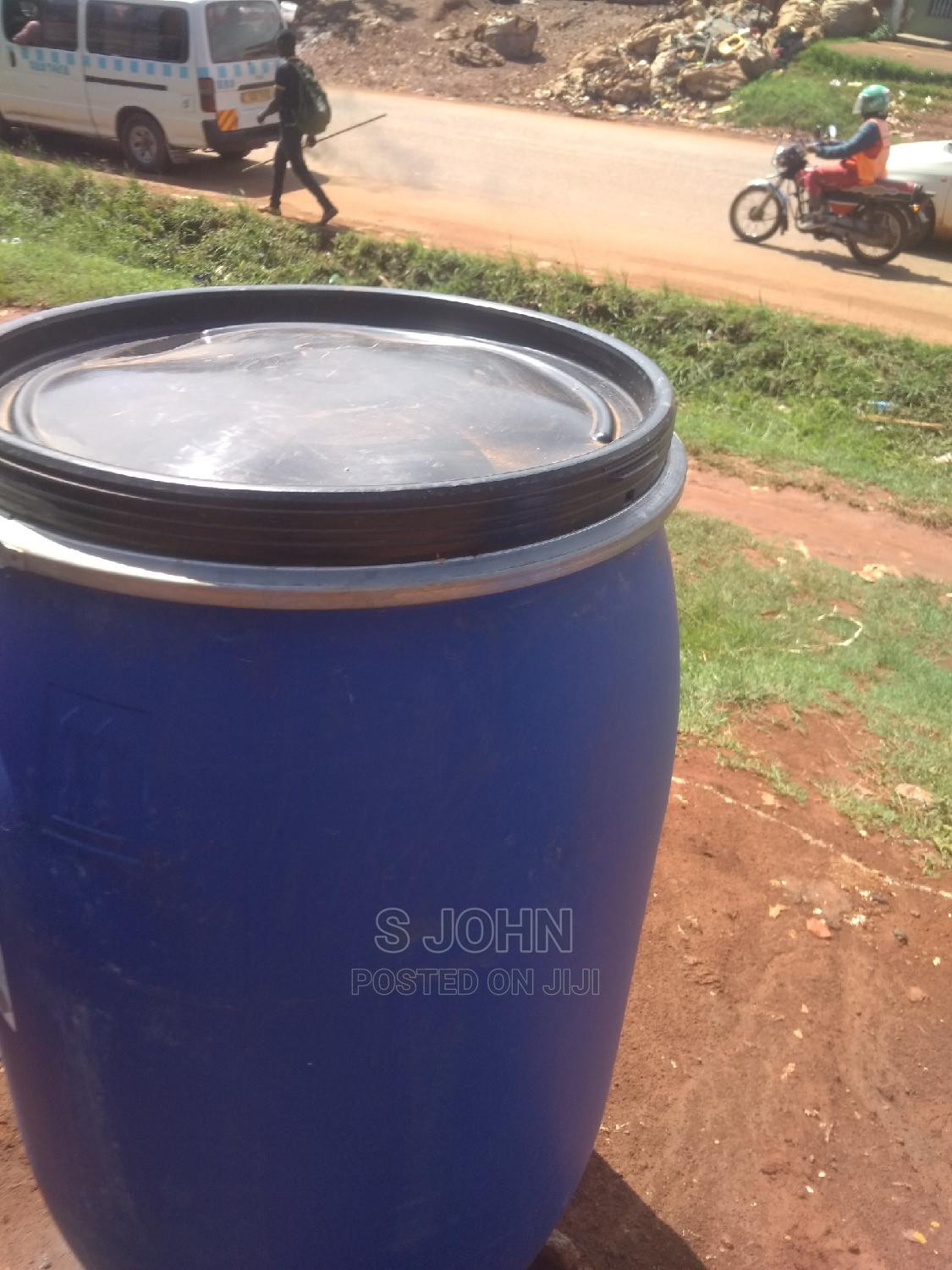 Drums/ Water Tanks | Farm Machinery & Equipment for sale in Kampala, Central Region, Uganda