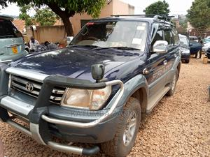 Toyota Land Cruiser Prado 2000 Blue   Cars for sale in Central Region, Kampala