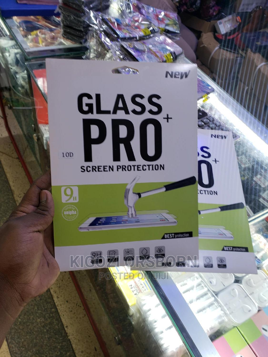 Screen Guard Glass PRO +10 | Accessories for Mobile Phones & Tablets for sale in Kampala, Central Region, Uganda
