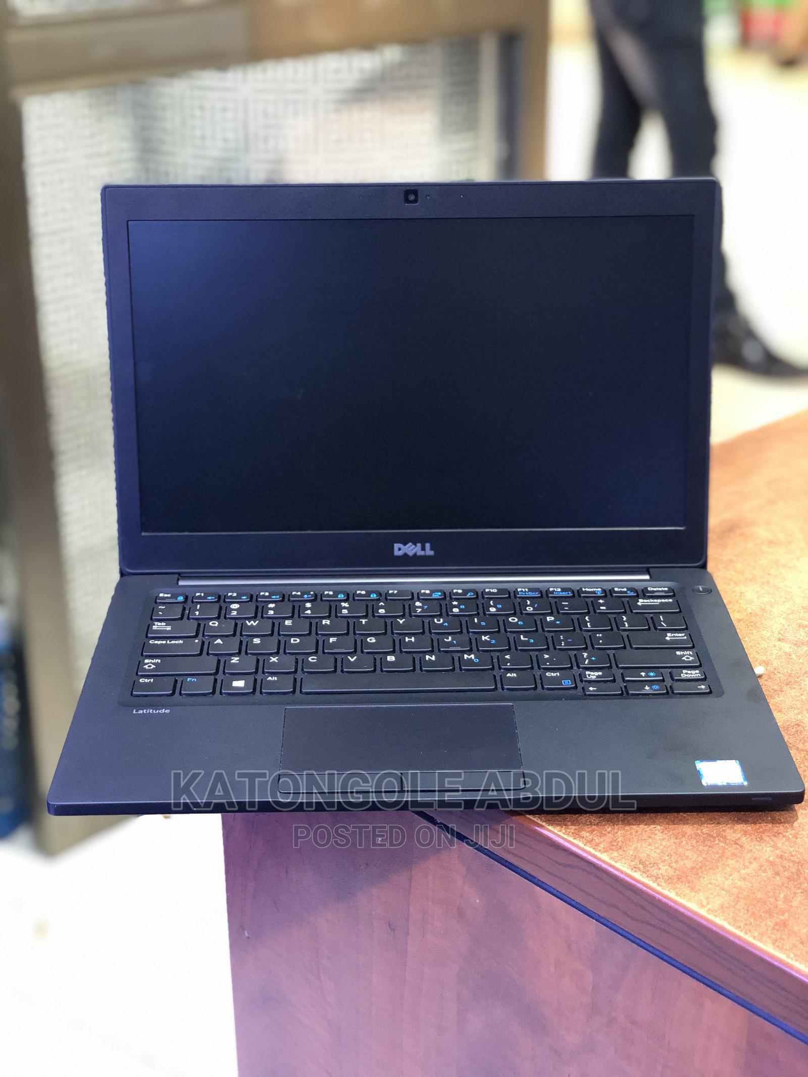 New Laptop Dell Latitude 7280 8GB Intel Core I7 SSD 256GB
