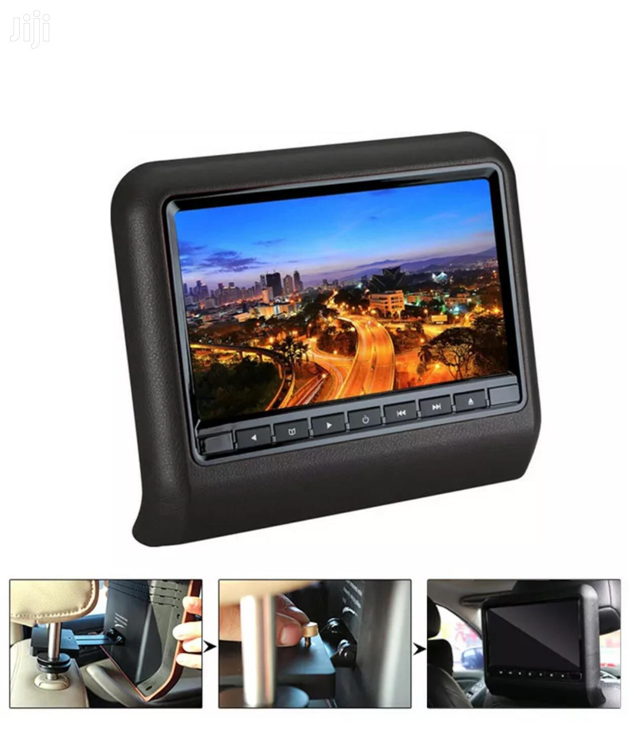 9 Inches Car Headrest DVD Players