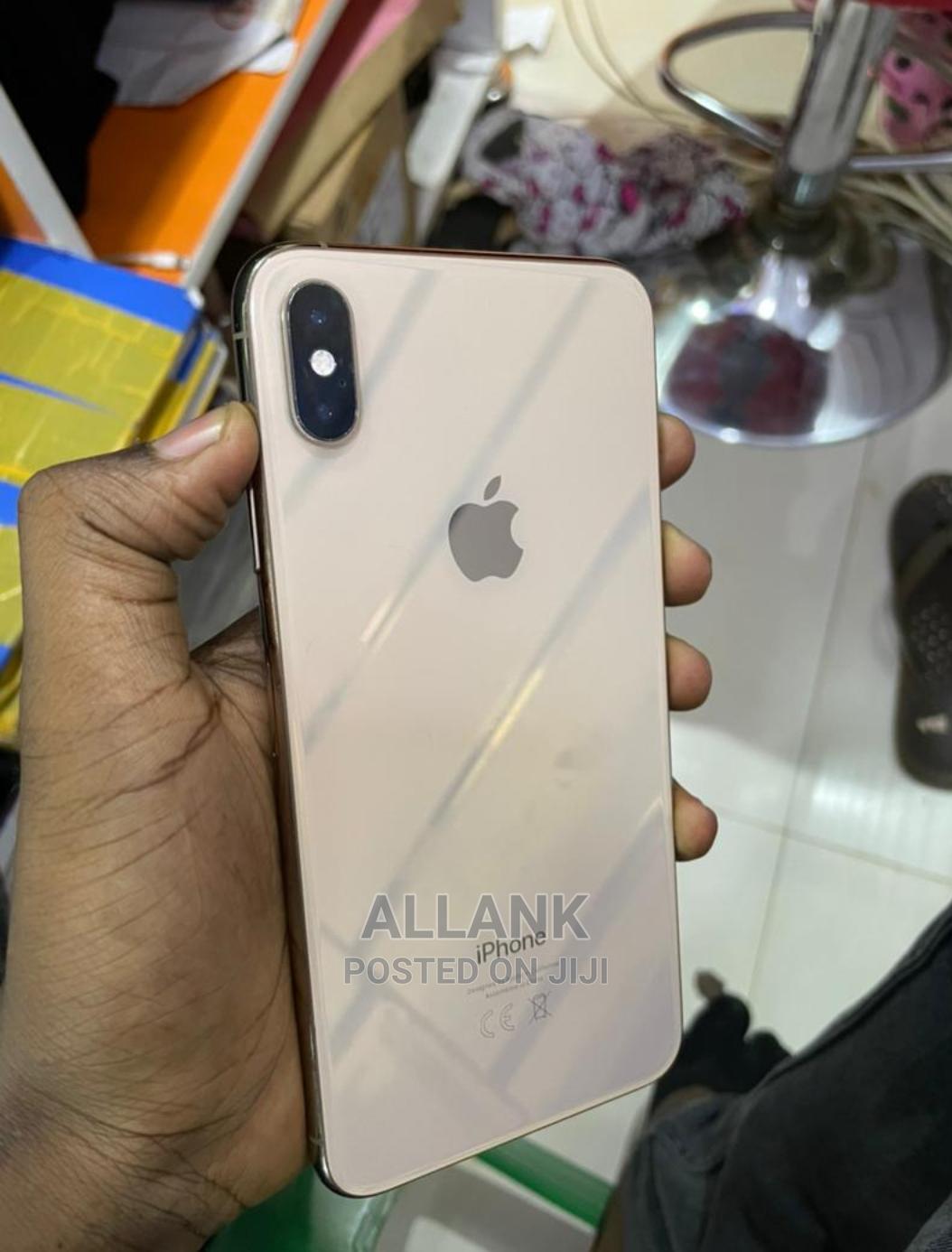 Apple iPhone XS Max 256 GB Gold