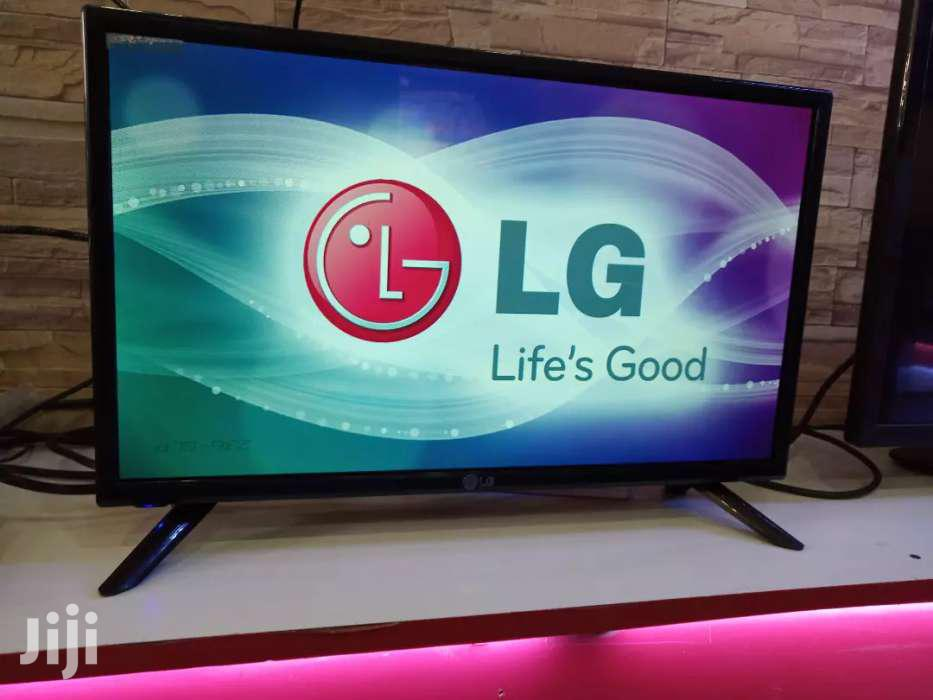 LG Flat Screen TV 26 Inches