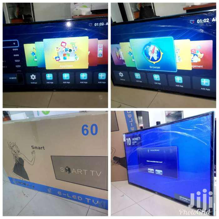 Brand New Boxed LG 60inches Smart Android