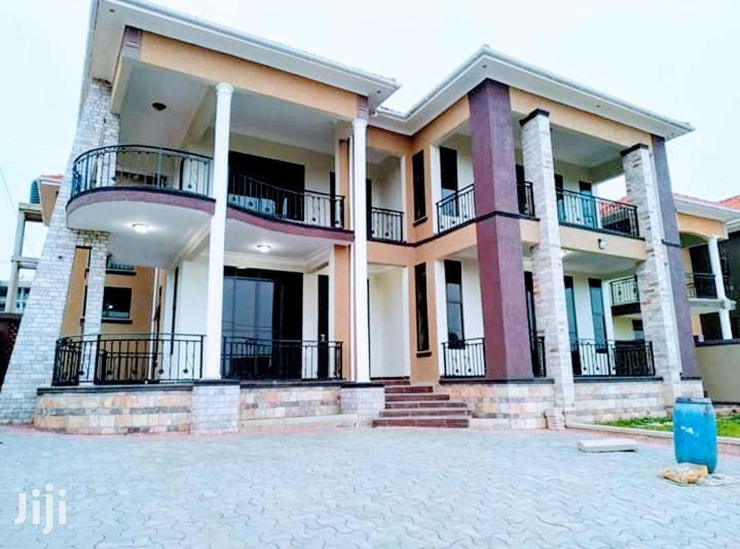 Six Bedroom Mansion In Kira For Sale