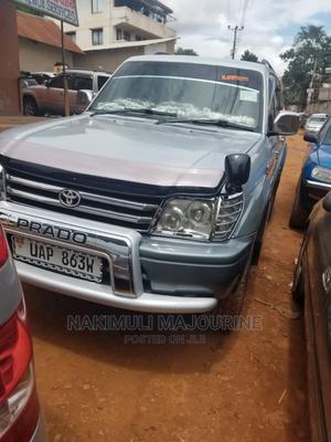 Toyota Land Cruiser Prado 2004 Silver   Cars for sale in Central Region, Kampala