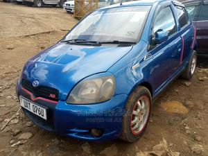 Toyota Vitz 2002 Blue   Cars for sale in Central Region, Kampala