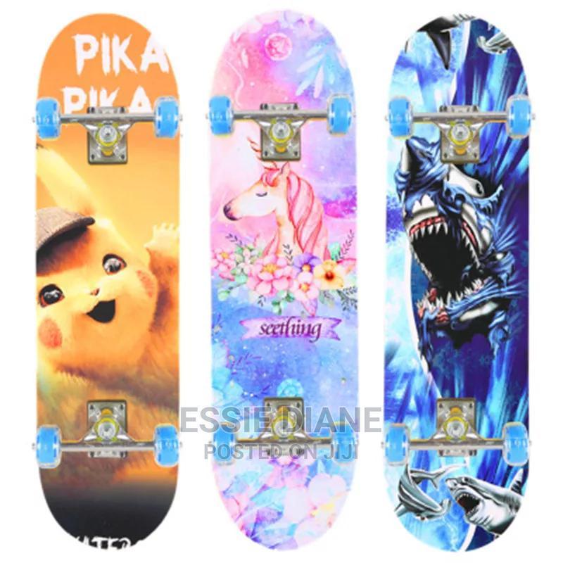 Roller Skating Board
