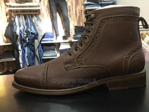 Leather Boots  | Shoes for sale in Central Region, Kampala