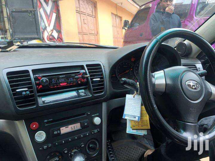 Sony Car Radio In Subaru Legacy | Vehicle Parts & Accessories for sale in Kampala, Central Region, Uganda