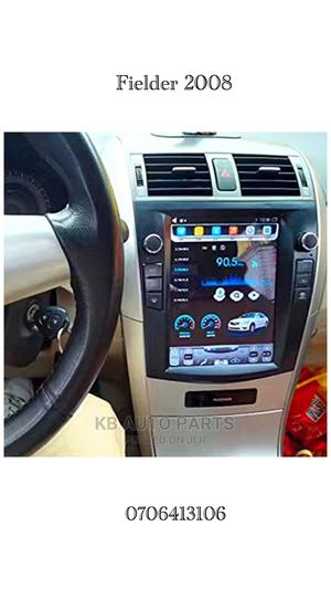 FIELDER 2008 Android Radio Upgrade | Vehicle Parts & Accessories for sale in Central Region, Kampala