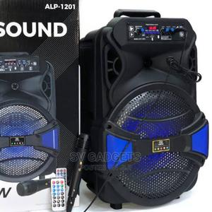 Rechargeable Bluetooth Speaker With Microphone | Audio & Music Equipment for sale in Central Region, Kampala