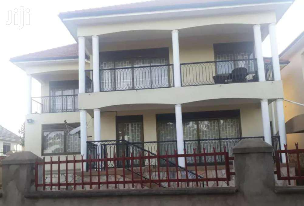 Five Bedroom House In Munyonyo For Rent