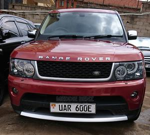 Land Rover Range Rover Sport 2007 Red   Cars for sale in Central Region, Kampala