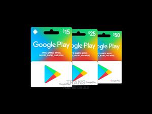 Google Play Gift Cards   Computer & IT Services for sale in Central Region, Kampala