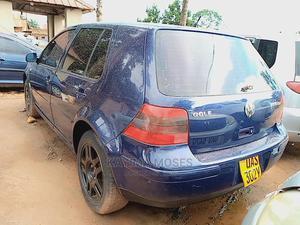 Volkswagen Golf 2002 Blue | Cars for sale in Central Region, Kampala