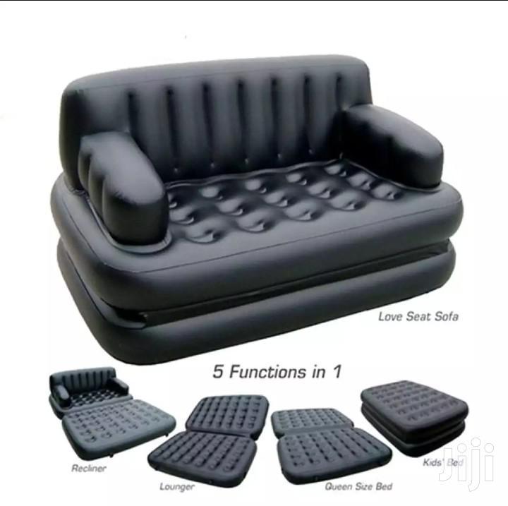 5 In 1 Multifunction Inflatable Sofa | Furniture for sale in Kampala, Central Region, Uganda