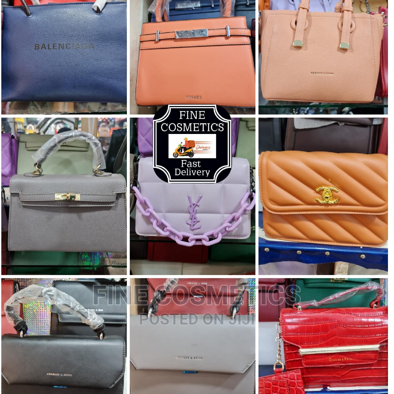2021 Hot Selling Genuine Leather Women's Office Handbags