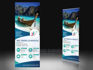 Complete Pull Up Banner | Printing Services for sale in Central Region, Kampala