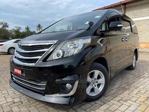 Toyota Alphard 2013 Black | Cars for sale in Central Region, Kampala