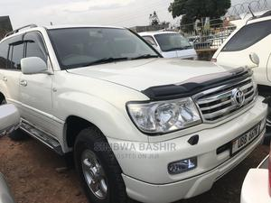 Toyota Land Cruiser 2005 White   Cars for sale in Central Region, Kampala