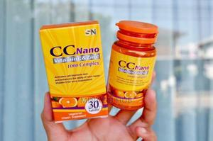CC Nano Vitamin C and Zinc Supplements-30 Tablets | Vitamins & Supplements for sale in Central Region, Kampala