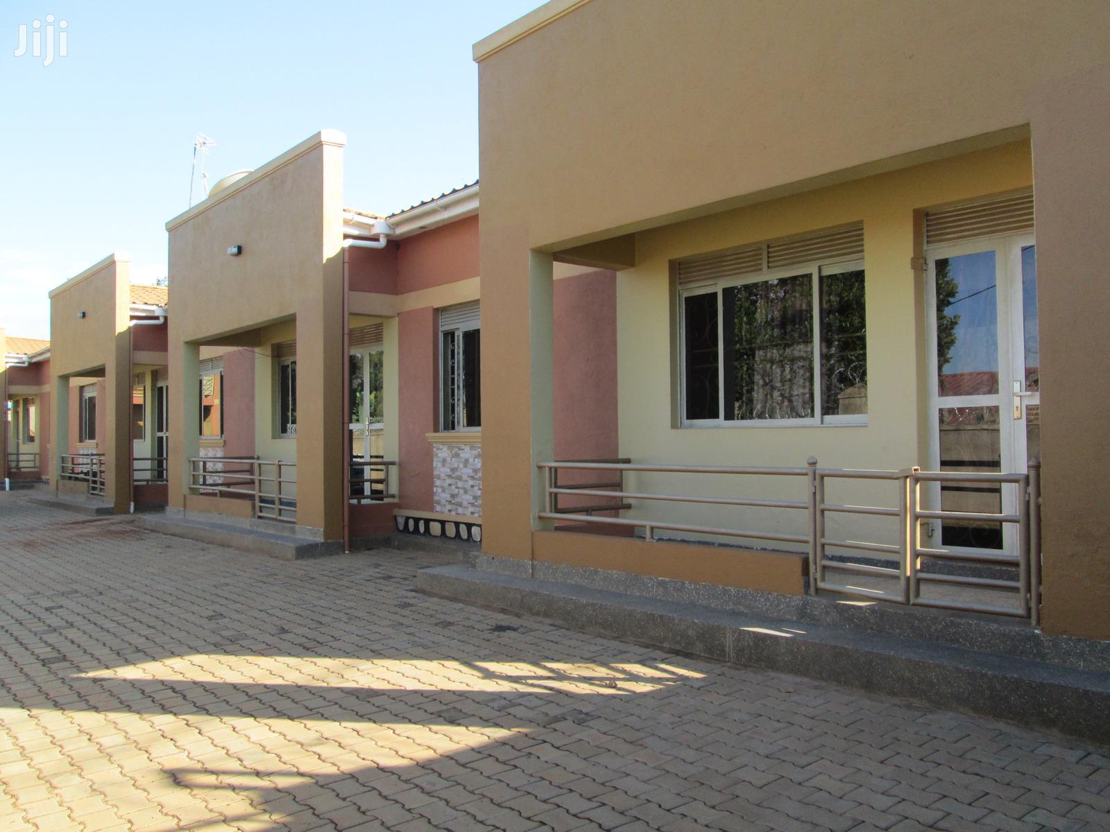 Two Bedroom House In Kirinya Along Bukasa Road For Rent