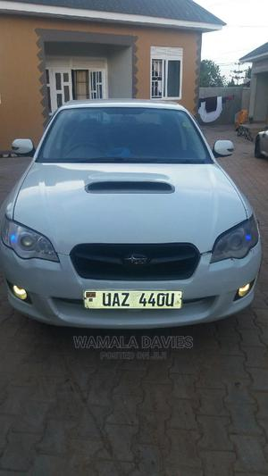 Subaru Legacy 2008 2.0 GT AWD S White   Cars for sale in Central Region, Mukono