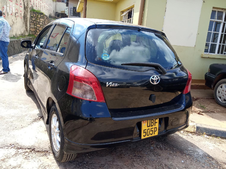 Toyota Vitz 2006 Black | Cars for sale in Kampala, Central Region, Uganda