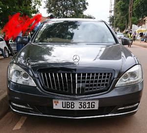 Mercedes-Benz S Class 2010 Green | Cars for sale in Central Region, Kampala
