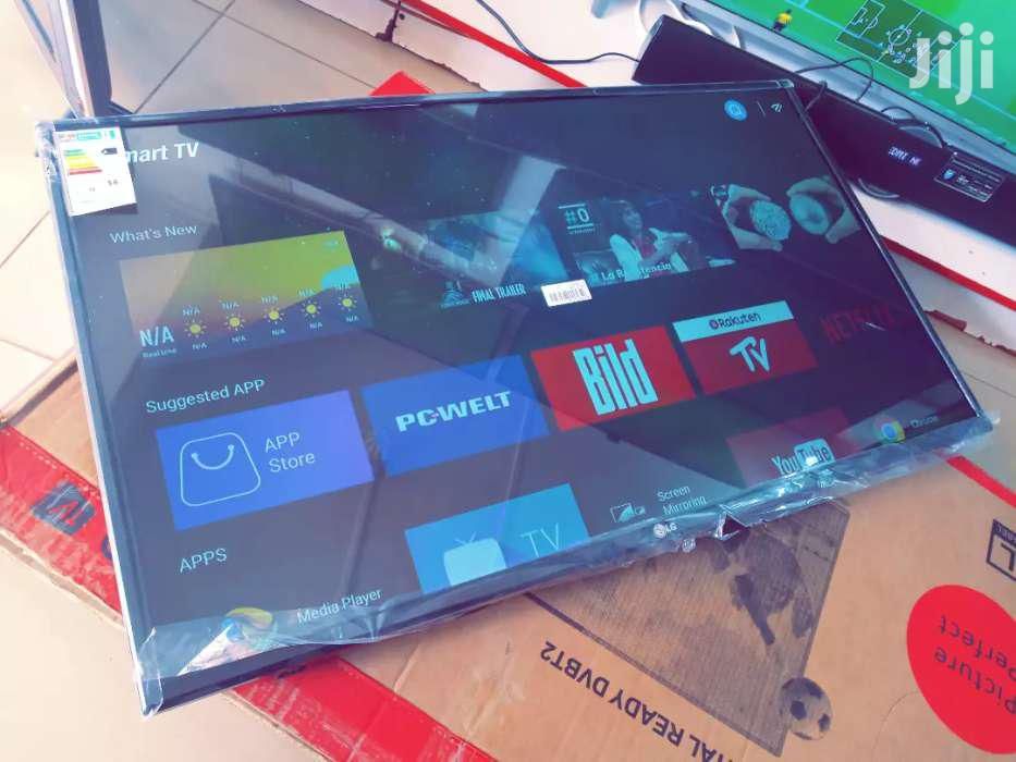 Brand New Boxed LG Smart UHD 4k Tv 43 Inches | TV & DVD Equipment for sale in Kampala, Central Region, Uganda