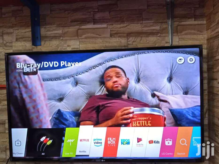 50inches LG Smart Tvs