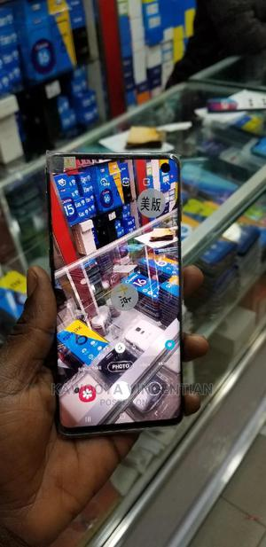 New Samsung Galaxy S10 128 GB Silver   Mobile Phones for sale in Central Region, Kampala