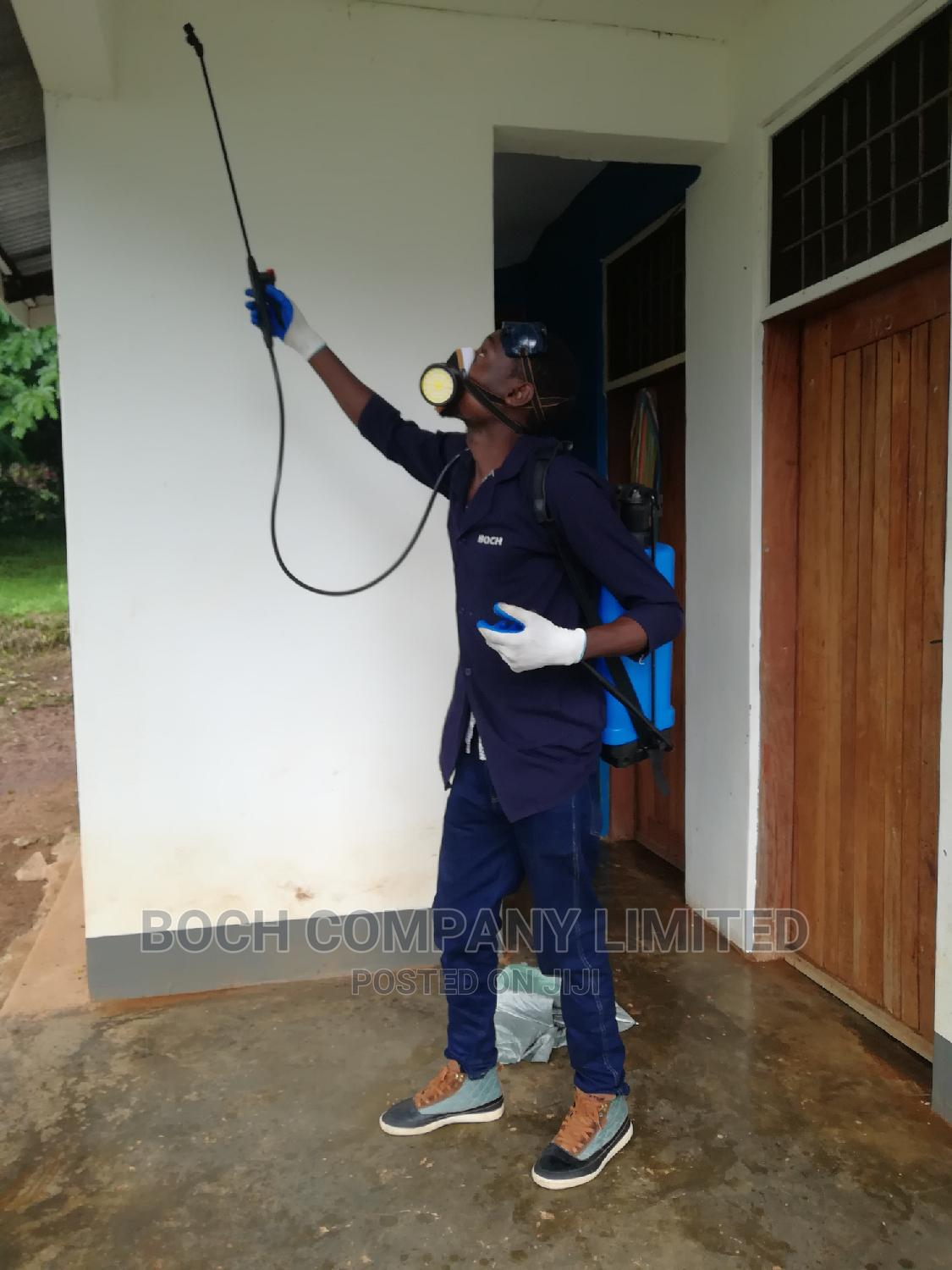 Boch Cleaning and Fumigation Services | Cleaning Services for sale in Kampala, Central Region, Uganda