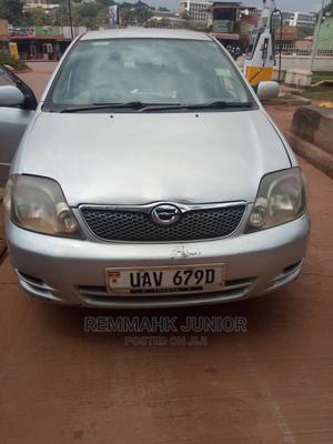 Toyota Fielder 2003 Silver   Cars for sale in Central Region, Kampala