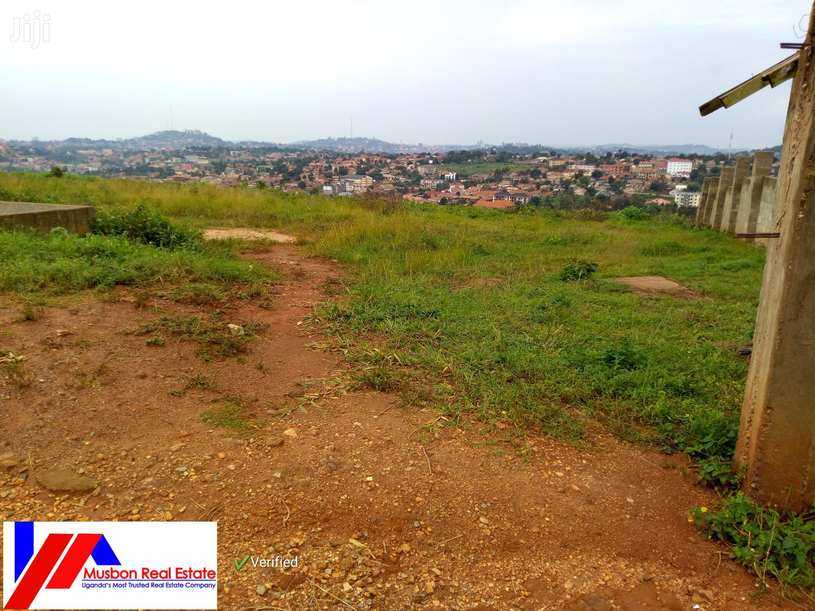 One Acre for Sale in Kyanja