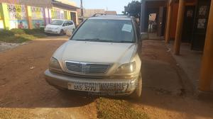 Toyota Harrier 2002 Gray | Cars for sale in Central Region, Mukono