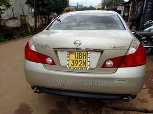 Nissan Fuga 2007 Gold   Cars for sale in Central Region, Kampala