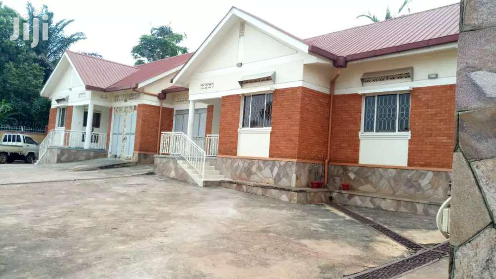 Three Bedrooms House for Rent in Kireka