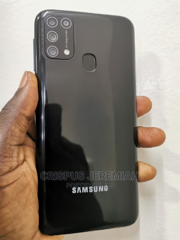 Samsung Galaxy M31 128 GB Black