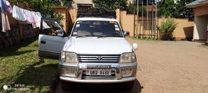 Toyota Land Cruiser Prado 2009 3.0 D-4D 3dr White   Cars for sale in Central Region, Kampala