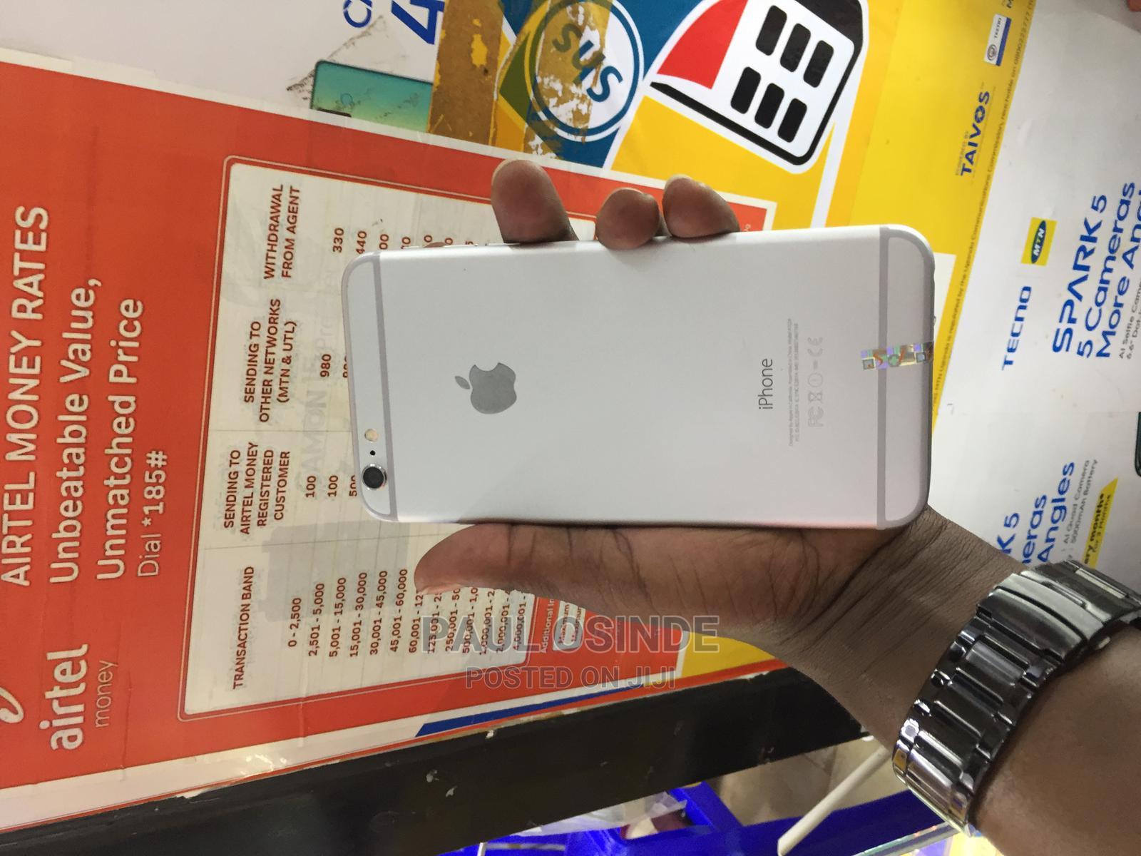 Apple iPhone 6 Plus 64 GB Silver