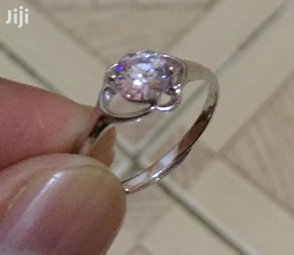 Engagement Rings (Pure Silver)