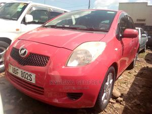 Toyota Vitz 2006 Red   Cars for sale in Central Region, Kampala