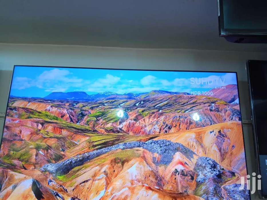 55inches LG Super UHD 8K 3D | TV & DVD Equipment for sale in Kampala, Central Region, Uganda