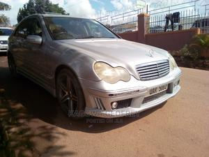 Mercedes-Benz C200 2001 Silver   Cars for sale in Central Region, Kampala