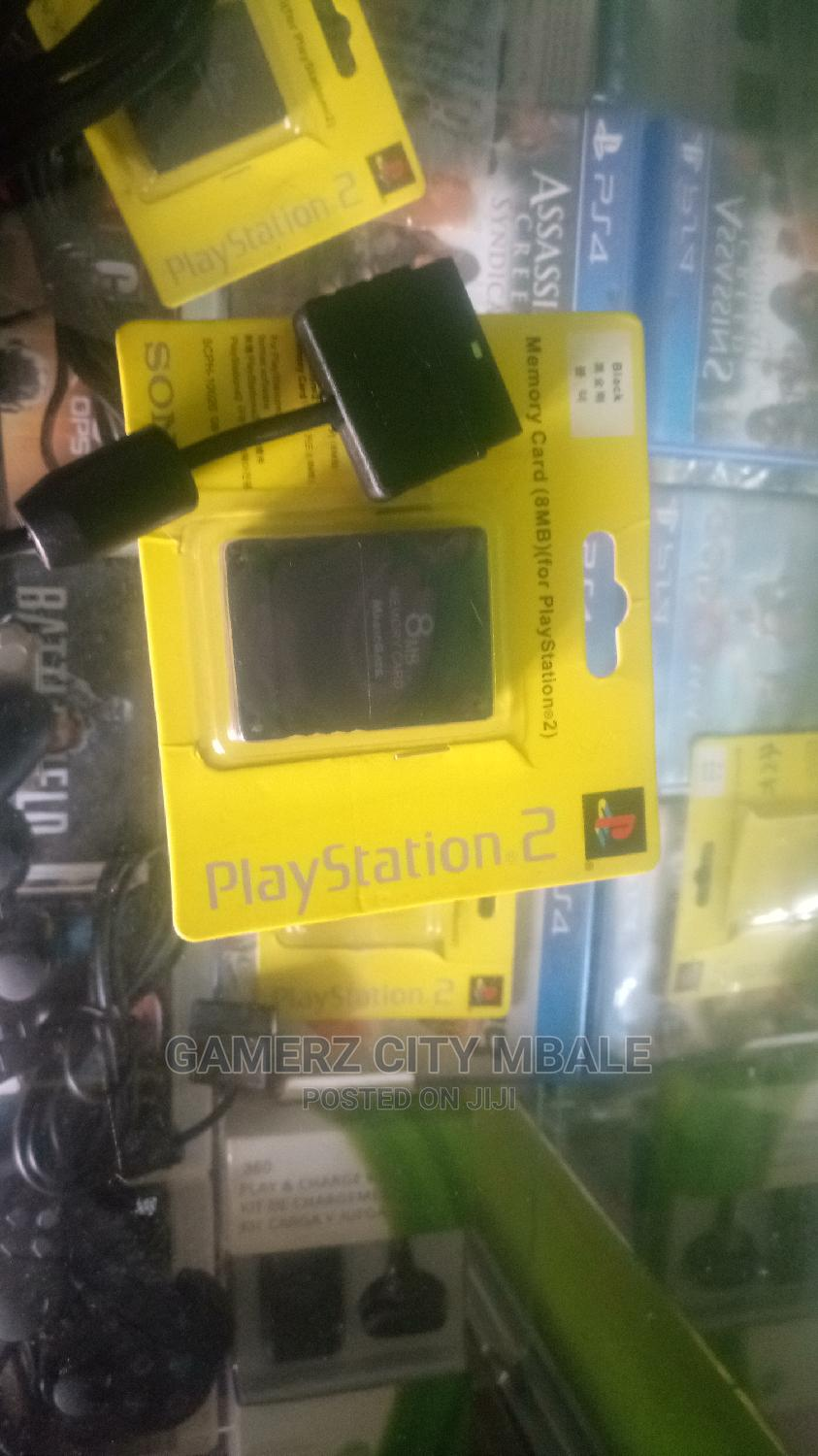 Archive: Ps2 Memory Card